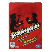 Scattergories - Board Game Box Shot