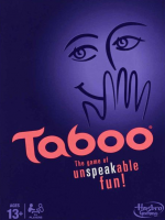 Taboo Classic - Board Game Box Shot
