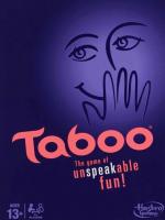 Taboo Classic - Board Game Box Shot