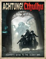 Achtung! Cthulhu RPG - Board Game Box Shot