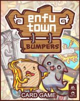 Enfutown Bumpers - Board Game Box Shot