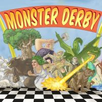 Monster Derby - Board Game Box Shot