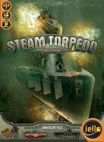 Steam Torpedo: First Contact - Board Game Box Shot