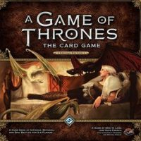 A Game of Thrones: The Card Game Second Edition - Board Game Box Shot