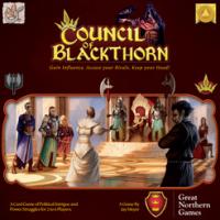 Council of Blackthorn - Board Game Box Shot