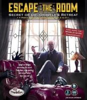 Escape The Room: Secret of Dr.Gravely's Retreat - Board Game Box Shot