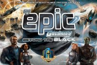 Tiny Epic Galaxies: Beyond the Black - Board Game Box Shot