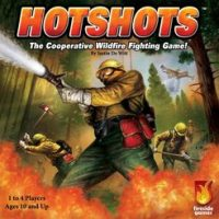 Hotshots - Board Game Box Shot