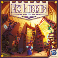 Ex Libris - Board Game Box Shot
