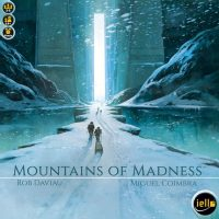 Mountains of Madness - Board Game Box Shot