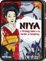 Niya - Board Game Box Shot