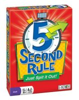 5 Second Rule - Board Game Box Shot