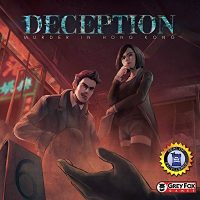 Deception: Murder in Hong Kong - Board Game Box Shot