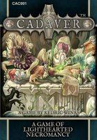 Cadaver - Board Game Box Shot