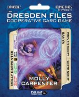 Dresden Files CCG: Helping Hands - Board Game Box Shot