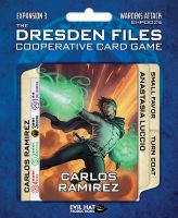 Dresden Files CCG: Wardens Attack - Board Game Box Shot