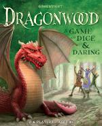 Dragonwood: A Game of Dice & Daring - Board Game Box Shot