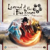 Legend of the Five Rings LCG - Board Game Box Shot
