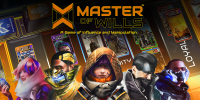 Master of Wills - Board Game Box Shot