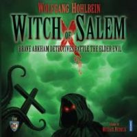 Witch of Salem - Board Game Box Shot