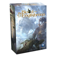 The Blood Of An Englishman - Board Game Box Shot