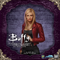Buffy the Vampire Slayer: The Board Game (2016) - Board Game Box Shot