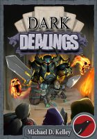 Dark Dealings - Board Game Box Shot