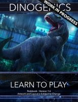 Dinogenics - Board Game Box Shot