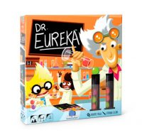 Dr. Eureka - Board Game Box Shot