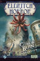 Eldritch Horror: Cities in Ruin - Board Game Box Shot
