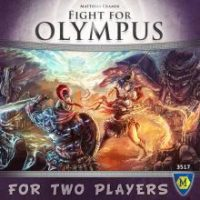Fight For Olympus - Board Game Box Shot