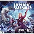 Star Wars: Imperial Assault – Return to Hoth - Board Game Box Shot