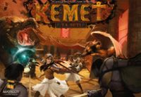 Kemet: Ta-Seti - Board Game Box Shot