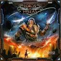 Lords of Hellas - Board Game Box Shot