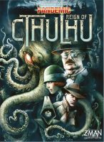 Pandemic: Reign Of Cthulhu - Board Game Box Shot