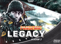 Pandemic Legacy: Season 2 - Board Game Box Shot