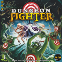 Dungeon Fighter - Board Game Box Shot