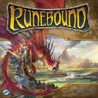 Runebound (3rd edition) - Board Game Box Shot