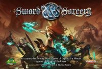 Sword & Sorcery - Board Game Box Shot