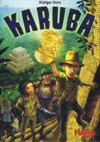 Karuba - Board Game Box Shot