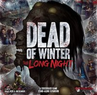Dead of Winter: The Long Night - Board Game Box Shot
