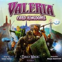 Valeria: Card Kingdoms - Board Game Box Shot