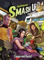 Smash Up: Cease and Desist - Board Game Box Shot