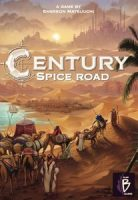 Century: Spice Road - Board Game Box Shot