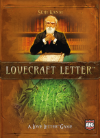 Lovecraft Letter - Board Game Box Shot