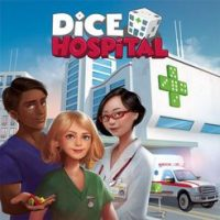 Dice Hospital - Board Game Box Shot