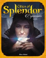 Cities of Splendor - Board Game Box Shot