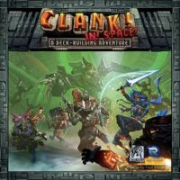 Clank! In! Space! - Board Game Box Shot