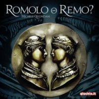 Romolo o Remo? - Board Game Box Shot