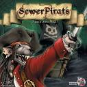 Sewer Pirats - Board Game Box Shot